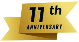 11th-Anniversary Banner