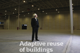 Adaptive Reuse of Buildings 3