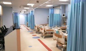 ICU at Ranka Hospital