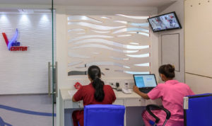 VeinCentre Khar Nurse Station