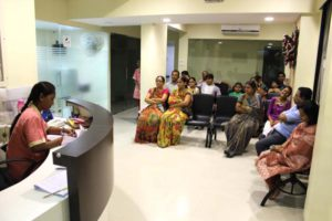 Waiting-Area-Geeta Eye Clinic 1