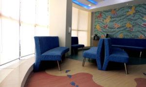 AEHI Reception Lobby