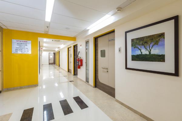 5th Floor Common Area