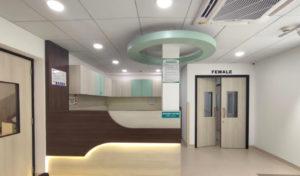 Common Area - Nurse station