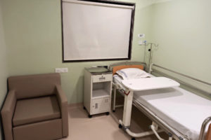 Rooms & Wards - Acute Ward - Twin Room