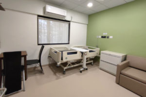 Rooms & Wards - Single Room