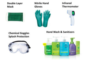Safety & Hygiene Products