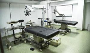 Laxmi Charitable Trust - Opthalmic OT - 2nd Floor