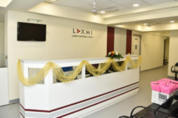 Laxmi Charitable Trust - Reception Area - 1st Floor