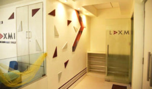 Laxmi Charitable Trust - Second Floor Entrance