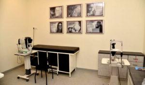 Laxmi Eye Institute - Kharghar - Diagnostic