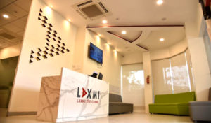 Laxmi Eye Institute - Kharghar - Reception and Waiting