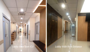 Specialty Surgical Oncology Hospital and Research Centre - Lobby View