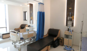 Specialty Surgical Oncology Hospital and Research Centre - Twin Room