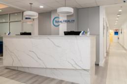 Total Health, Cayman Islands - Reception